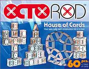 Octorod House of Cards Box Cover