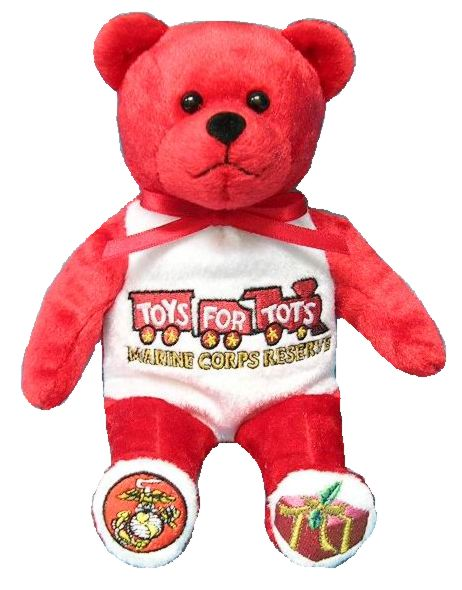 Beary Thoughtful Fundraising Bears - Toys for Tos