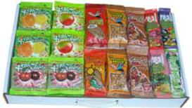 Healthy Fundraising - Healthy Snacks Variety Packs - Customize your fundraiser with the Healthy Snacks you prefer